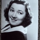 PATSY KELLY Original HAL ROACH Publicity PHOTO Portrait HEADSHOT 80 Years old!