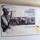 JACK NICHOLSON The LAST DETAIL Original ARTWORK Art Board TATTOO Navy SHIRTLESS