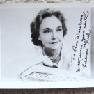 LILLIAN GISH Original SIGNED in Person AUTOGRAPH PHOTO Silent Film Screen Star