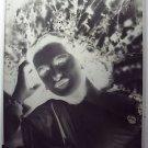JOAN BENNETT Original Test Studio NEGATIVE glamour PORTRAIT Dark Shadows Star
