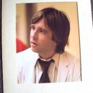BEAU BRIDGES Original Huge COLOR PHOTO Matted PORTRAIT United States era