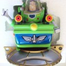 Toy Story BUZZ LIGHTYEAR Disneyland Resin STATUE Figure RETIRED Astro Blaster