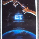 E.T. The EXTRA TERRESTRIAL Original 1-Sheet ROLLED Style POSTER Steven Spielberg