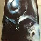 PLANET OF THE APES Huge VINYL Movie BANNER Tim Burton Poster Image Soldier Ape