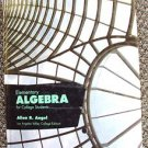 ELEMENTARY ALGEBRA for COLLEGE STUDENTS Allen R Angel MATH BOOK Los Angeles Ed