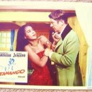DOROTHY DANDRIDGE Original TAMANGO Lobby Card CURT JURGENS CinemaScope PHOTO