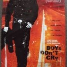 BOYS DON'T CRY Original DOUBLE Sided Rolled POSTER Hilary Swank Academy Award
