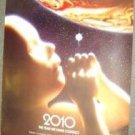 2010  a Space Odyssey SCIENCE FICTION Original Movie POSTER Roy Scheider Sci-Fi