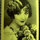 MILDRED DAVIS Original Studio AUTOGRAPH Facsim Photo HAROLD LLOYD Silent Screen