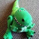 Toy Story BURGER KING Original  REX  DINOSAUR Hand Puppet FIGURE Disney PUPPET