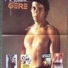 RICHARD GERE Large POSTER Sexy SHIRTLESS Bare Chest American Gigolo GOODBAR