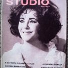 ELIZABETH TAYLOR Original Hollywood Studio Magazine GEORGE C SCOTT Patton 1969