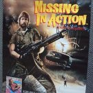 CHUCK NORRIS Original MISSING IN ACTION Vietnam War CANNON Films Movie POSTER