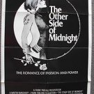 SIDNEY SHELDON The OTHER SIDE OF MIDNIGHT Original 1-SHEET Poster SUSAN SARANDON