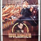 PETER GALLAGHER The IDOLMAKER Original 1-Sheet MOVIE POSTER Paul Land Sexy OC