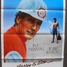 HARRY AND SON Original 1-SHEET Poster PAUL NEWMAN & shirtless ROBBY BENSON 1984