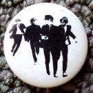 THE BEATLES Old HELP Pin Button Fab FOUR Paul McCartney JOHN LENNON Ringo Star