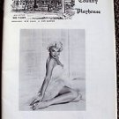 BARBARA NICHOLS World  BURLESQUE Maine Theatre KENNEBUNKPORT PROGRAM