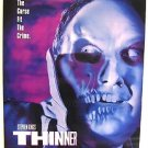 THINNER  Stephen King  HORROR Gore  POSTER Joe Mantegna SKELETON FACE Gypsy