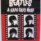 BEATLES Original A HARD DAY'S NIGHT Promo POSTER Paul McCartney JOHN LENNON