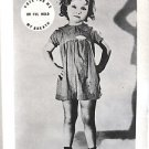 SHIRLEY TEMPLE Original Promo POSTER Vote for Me or I'll Hold My Breath VINTAGE