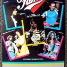 The KIDS from FAME Display Debbie Allen ERICA GIMPEL Irene Cara TWO-SIDED