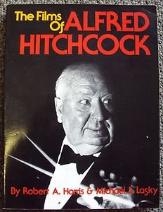 ALFRED HITCHCOCK Films PHOTO Book BIRDS Psycho REAR WINDOW Vertigo TOPAZ Marnie