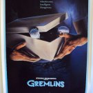 GREMLINS Original MOVIE POSTER Steven Spielberg GIZMO