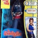 B*Witched Singing DOLL Bewitched EDELE LYNCH Fashion Figure ROLLER COASTER 1999