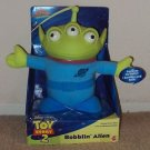 TOY STORY Mattel ALIEN Talking BOBBLIN' Action FIGURE DISNEY Pixar PLUSH Doll MB