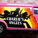 CHARLIE'S ANGELS Corgi VAN Kate Jackson JACLYN SMITH  Farrah Fawcett Chevrolet