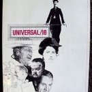 Universal Studios 1971 Catalog CLINT EASTWOOD Paul Newman FRANKENSTEIN Mae West