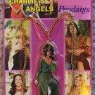 FARRAH FAWCETT  Figural Pendant CHARLIE'S ANGELS JACLYN SMITH Kate Jackson 1977