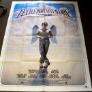 HEAVEN CAN WAIT Original WARREN BEATTY Huge FRENCH Poster FRANCE  Angel 1978