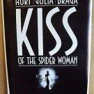 KISS OF THE SPIDER WOMAN Original Movie POSTER Raul Julia WILLIAM HURT Oscar Win