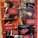 FAME Original 1-Sheet MOVIE POSTER mint IRENE CARA Lee Curreri CRITICS STYLE '80