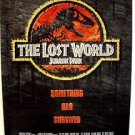 JURASSIC PARK Dinosaur ORIGINAL 1-Sheet ROLLED Movie Poster STEVEN SPIELBERG