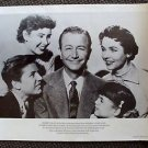 FATHER KNOWS BEST Original POSTER Robert Young JANE WYATT Elinor Donahue Family