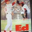 MATT LeBLANC Huge VINYL Movie Poster BANNER Baseball ED CHIMPANZEE Friends 1996