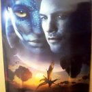 AVATAR Original Rolled MOVIE Poster JAMES CAMERON  Sam Worthington ZOE SALDANA
