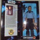 STAR WARS Lando Calrissian BILLY DEE WILLIAMS Action FIGURE Empire Strikes Back