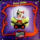 HOW THE GRINCH STOLE CHRISTMAS Snow Globe MIB SNOWDOME MAX DOG  Snowglobe Seuss
