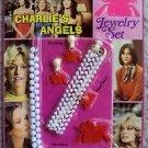 CHARLIE'S ANGELS Fleetwood JEWELRY SET Kate Jackson JACLYN SMITH  Farrah Fawcett
