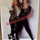 DESPERATELY SEEKING SUSAN Rosanna Arquette MADONNA 1-Sheet POSTER Original ROLLD