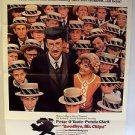 GOODBYE, MR. CHIPS Original 1-Sheet Movie Poster PETULA CLARK Peter O'Toole 69