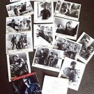 TERMINATOR 2 Photo PRESS KIT ARNOLD SCHWARZENEGGER Linda Hamilton JAMES CAMERON