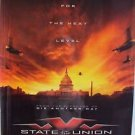 xXx: STATE OF THE UNION Original Double Sided Movie POSTER Capital Building D.C.
