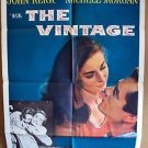 PIER ANGELI The VINTAGE 1-Sheet Movie Poster MEL FERRER John Kerr 1957  ORIGINAL
