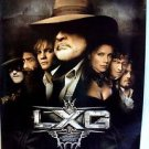 LEAGUE OF EXTRAORDINARY GENTLEMEN Double Sided POSTER SEAN CONNERY Shane West