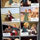 The LITTLE PRINCE Lobby Card Set STEVEN WARNER Stanley Donen RICHARD KILEY 1974
